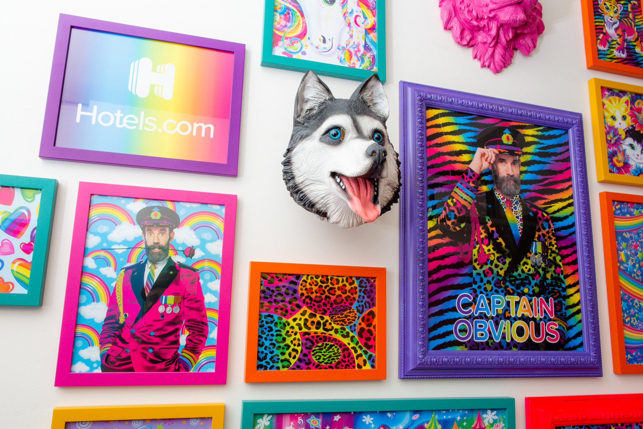 Lisa Frank themed penthouse is the ultimate dream room of every '90s girl 21