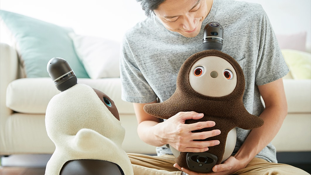 LOVOT is an adorable Japanese robot competing with Sony's AIBO 17