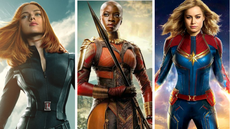 Brie Larson wants an all-female Marvel movie 15