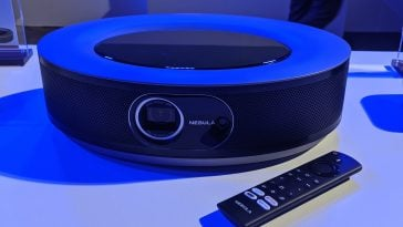 Nebula Cosmos is the first 4K projector with 3D audio 14