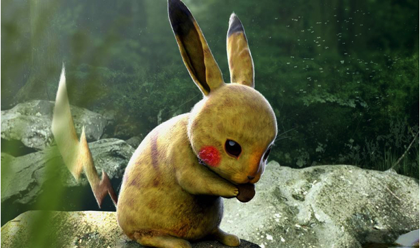 What would Pokemon look like if they were real? 12