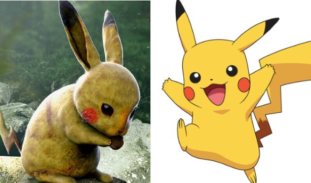 What would Pokemon look like if they were real? 14