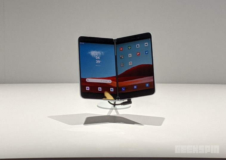 Microsoft Surface Duo now available for pre-order, in stores September 10th 11