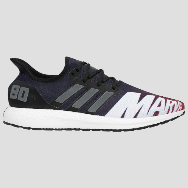 vol 1 - The adidas AM4 sneakers celebrating Marvel's 80th anniversary are now on sale