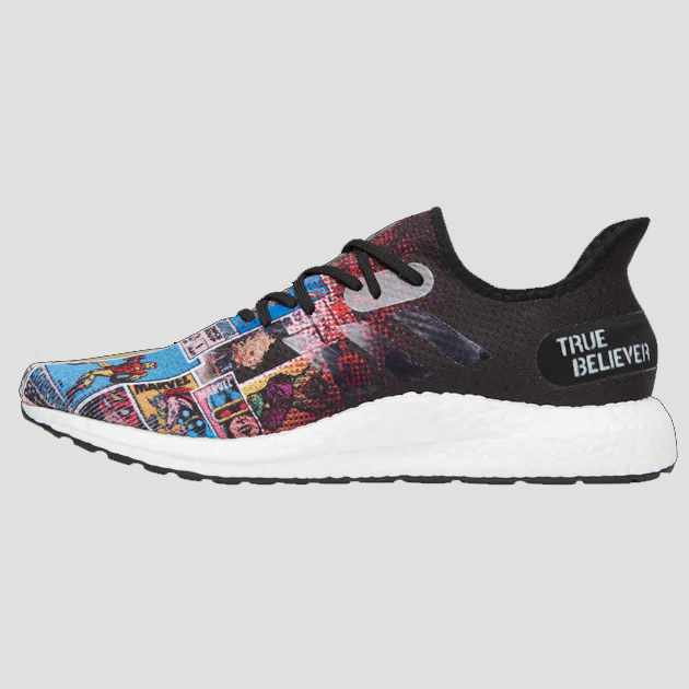 vol 2 - The adidas AM4 sneakers celebrating Marvel's 80th anniversary are now on sale