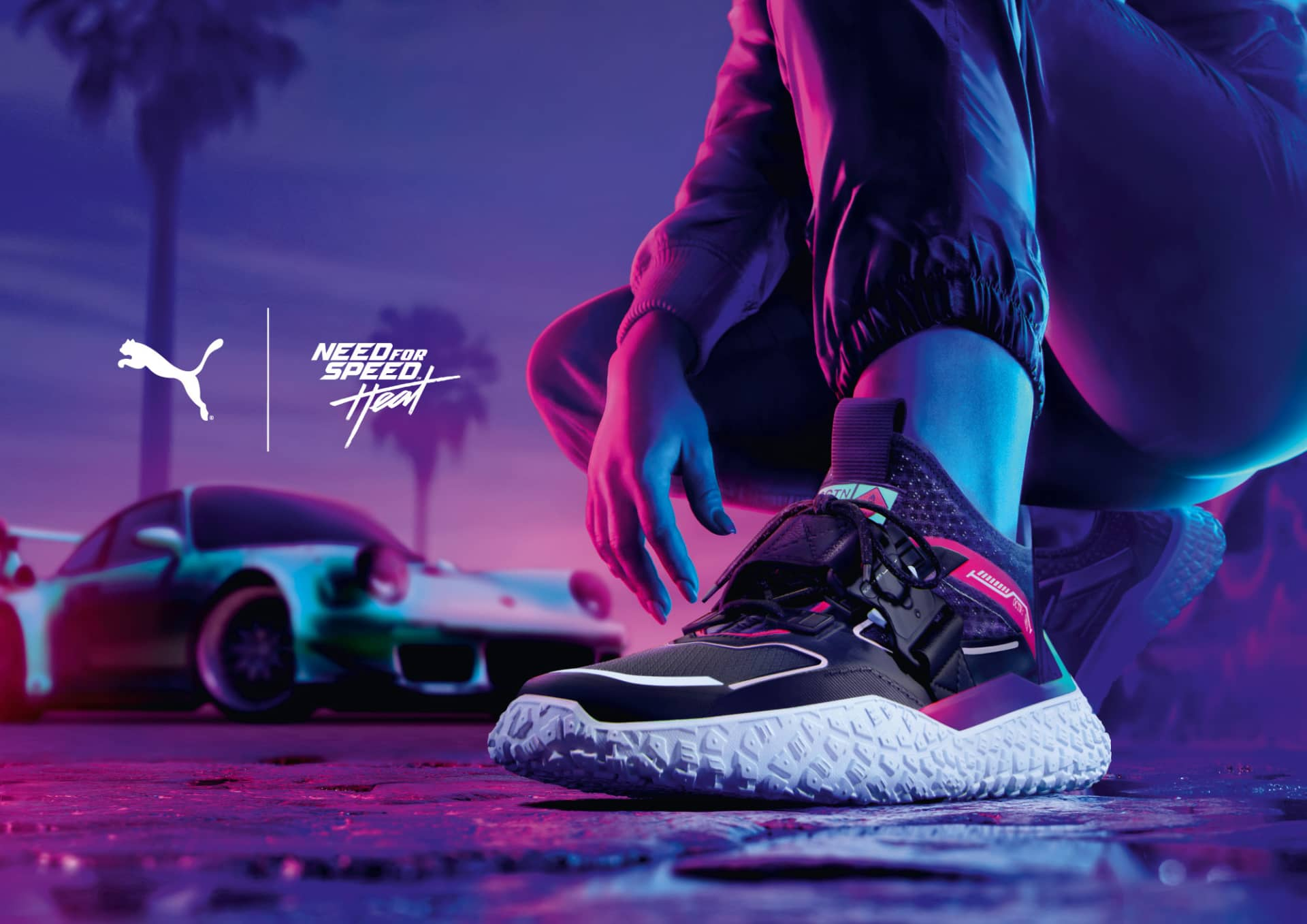 Puma and Electronic Arts partner for limited-edition Need for Speed Heat shoes 12