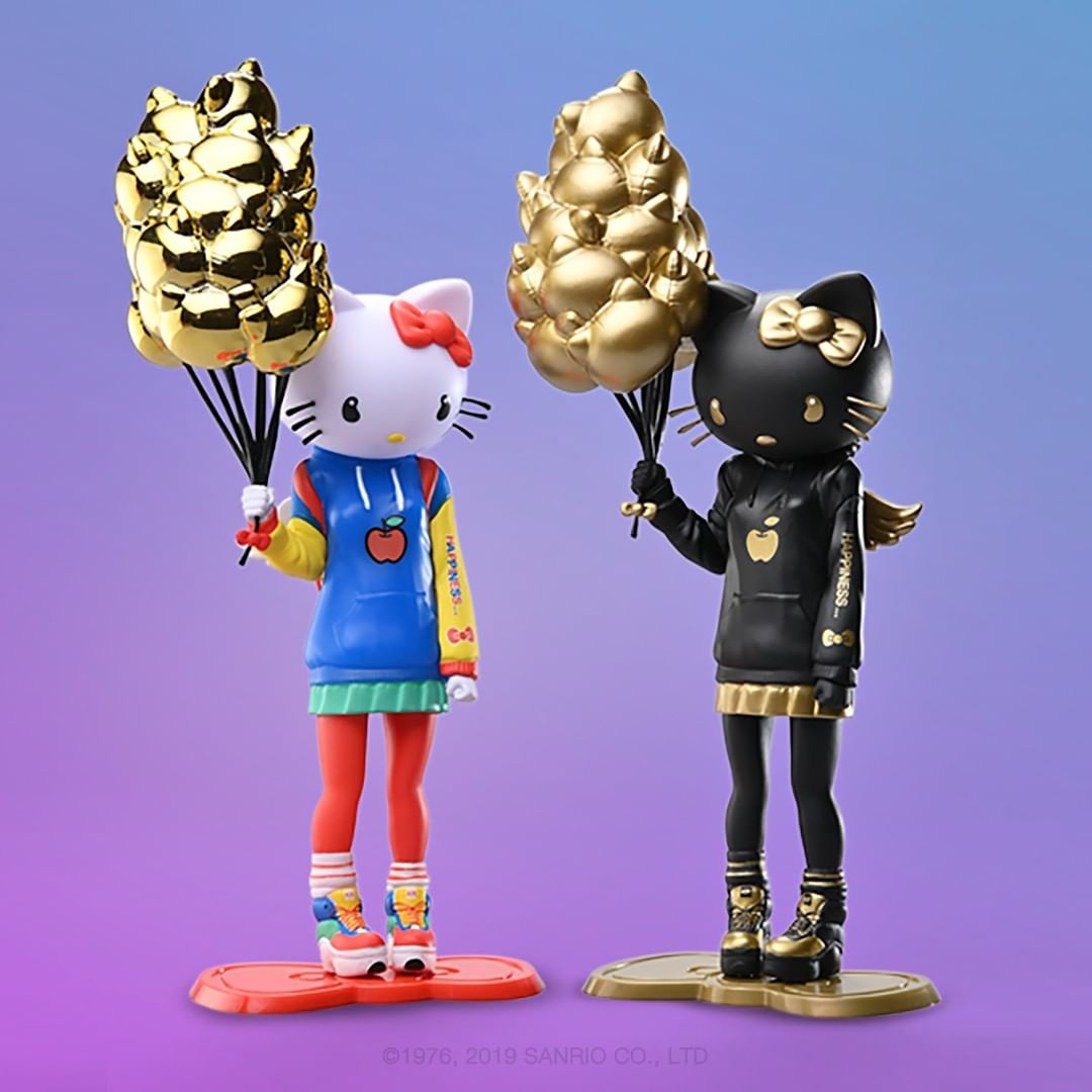 Kidrobot's Hello Kitty collection includes a $500 figurine 14