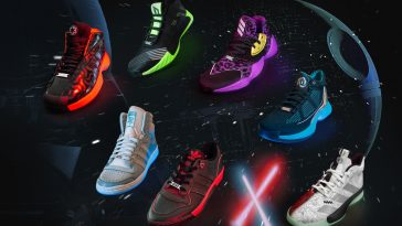 Adidas unveils its 2019 Star Wars shoe and apparel collection 14
