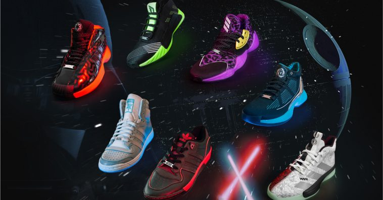 Adidas unveils its 2019 Star Wars shoe and apparel collection 12