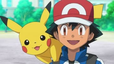 Ash and Pikachu in Pokémon 364x205 - Pokémon is launching a weekly fan event called Pokémon Club this November