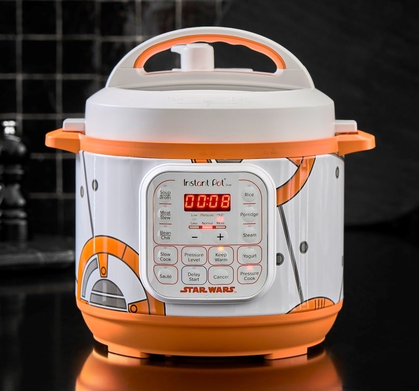 Williams Sonoma's Star Wars Instant Pots are inspired by Darth Vader, BB-8, and more 15