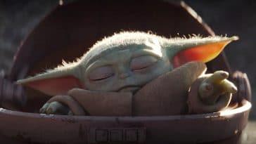 Baby Yoda 364x205 - The Mandalorian's 'Baby Yoda' has won the hearts of Star Wars fans