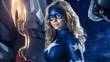 Stargirl is officially joining The CW's superhero lineup 16