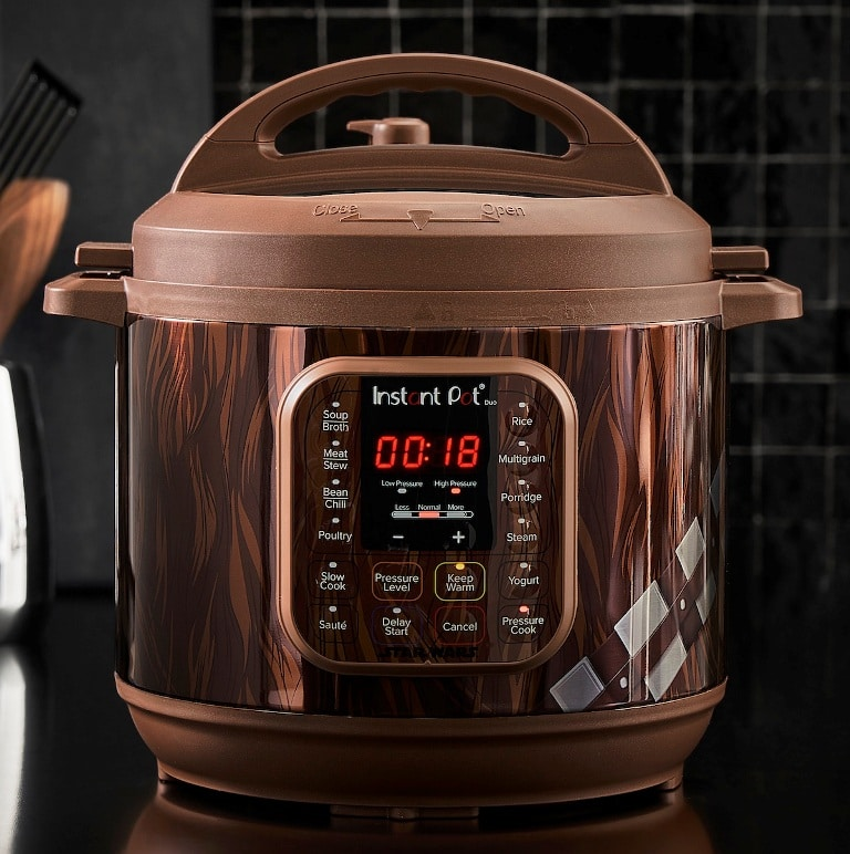 Williams Sonoma's Star Wars Instant Pots are inspired by Darth Vader, BB-8, and more 19