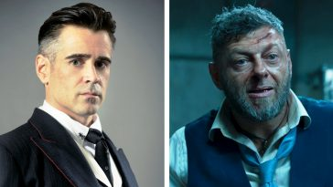 Colin Farrell and Andy Serkis 364x205 - Colin Farrell and Andy Serkis are in talks to join the cast of Matt Reeves' The Batman