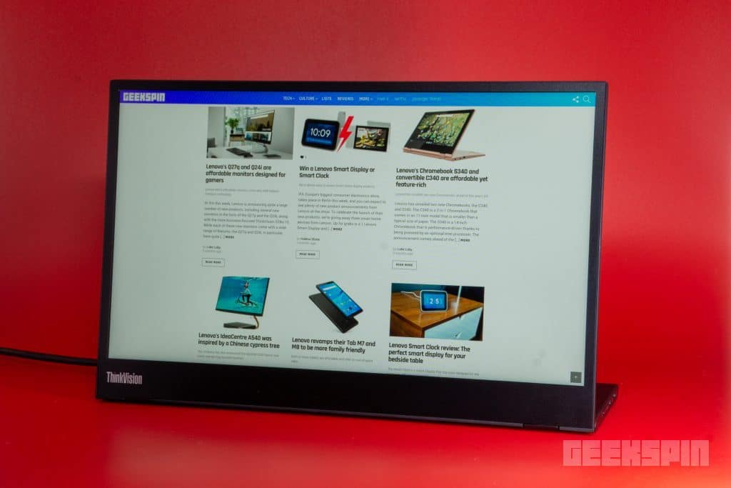 Holiday gift guide + Win the Lenovo ThinkBook 14s 22