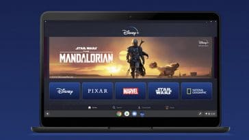 Get a free Disney+ subscription when you purchase a new Chromebook 13