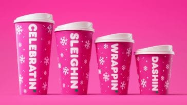 Dunkin' introduces 4 holiday-flavored Signature Lattes 25