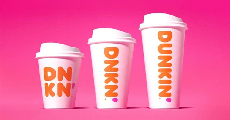 Dunkin' is replacing its foam cups with a more sustainable packaging 13