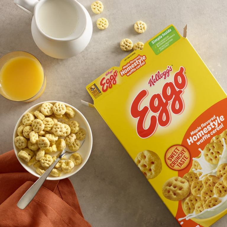 Kellogg's Eggo Waffle Cereal is coming back after a seven-year hiatus 14