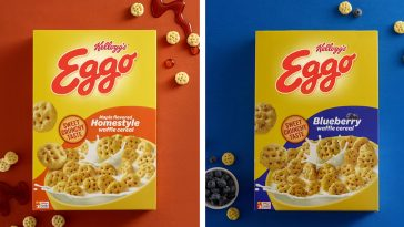 Eggo Waffle Cereal 364x205 - Kellogg's Eggo Waffle Cereal is coming back after a seven-year hiatus