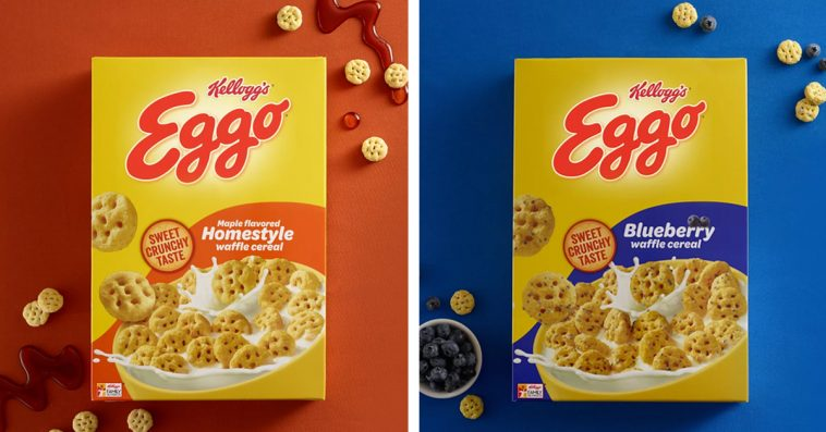 Kellogg's Eggo Waffle Cereal is coming back after a seven-year hiatus 13