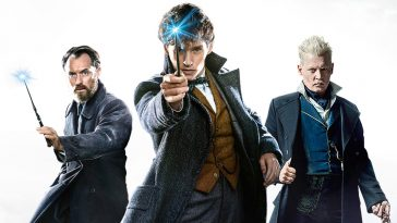 Fantastic Beasts 3 is officially going to South America 14