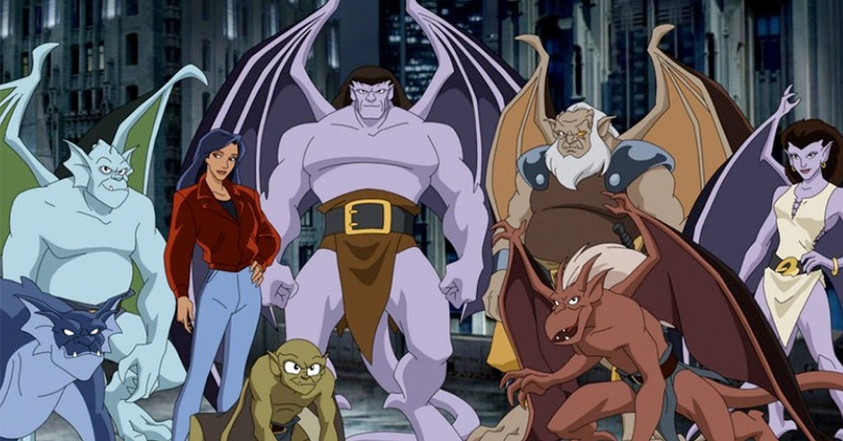 Gargoyles 364x205 - Gargoyles might get a revival if fans keep binging the series on Disney+