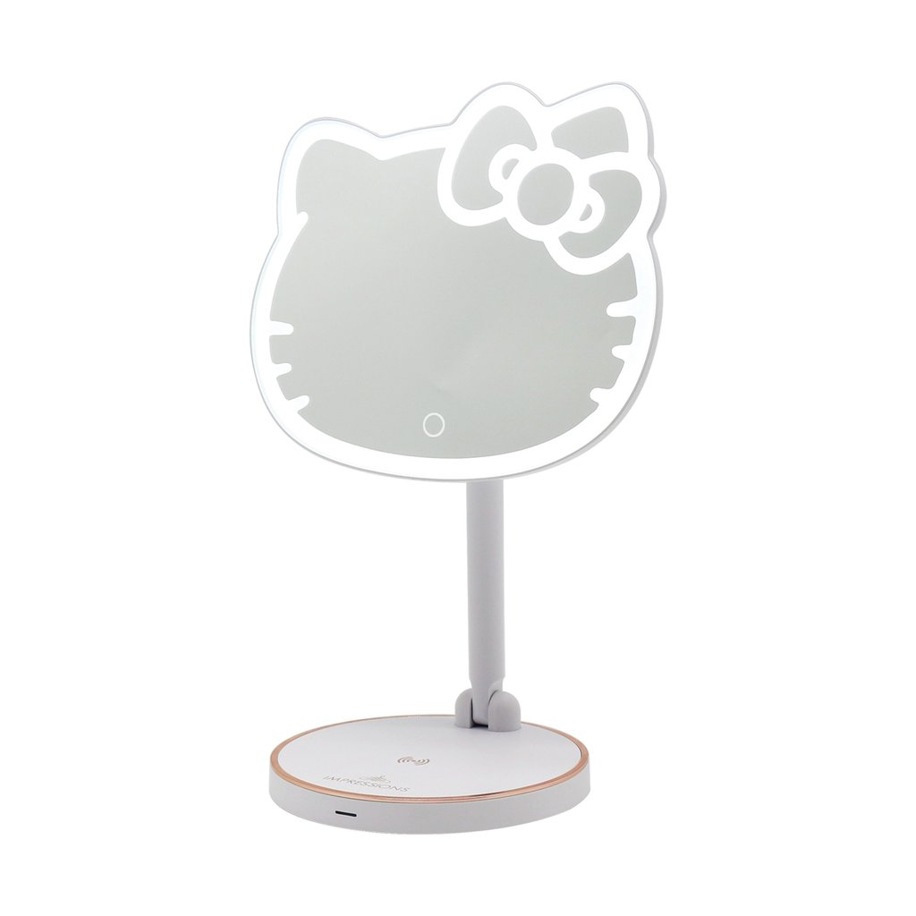 Hello Kitty and Impressions Vanity reunite for a new collection of makeup mirrors 11