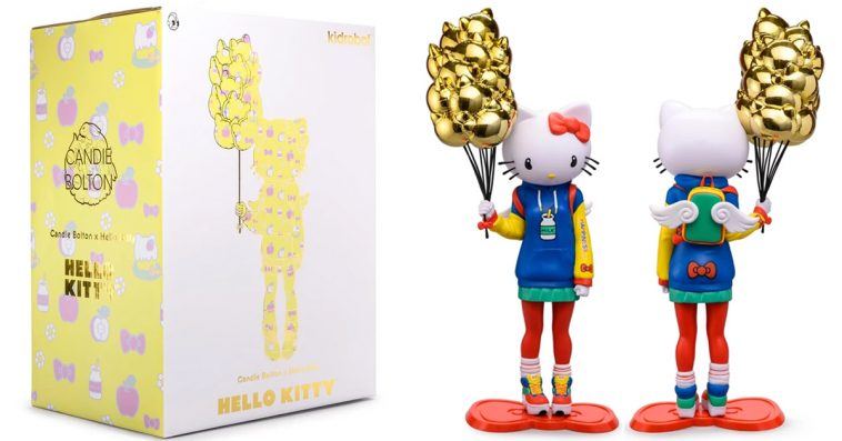 Kidrobot's Hello Kitty collection includes a $500 figurine 12