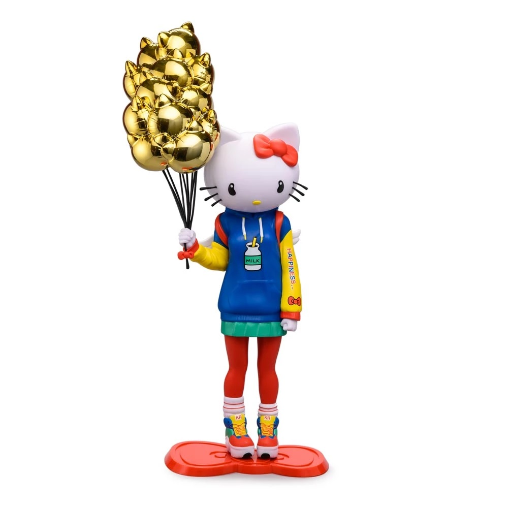 Kidrobot's Hello Kitty collection includes a $500 figurine 13