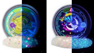 Mythical Slymes DIY glow in the dark putty kits 364x205 - Mythical Slyme unveils DIY glow-in-the-dark putty kits