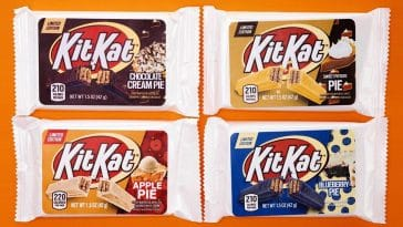 Kit Kat is releasing 8 new flavors in 2020, including Birthday Cake and Apple Pie 23