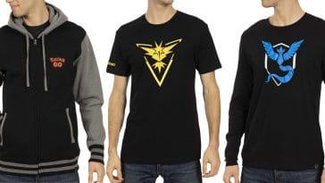 The first official Pokémon Go merchandise line is finally here 15