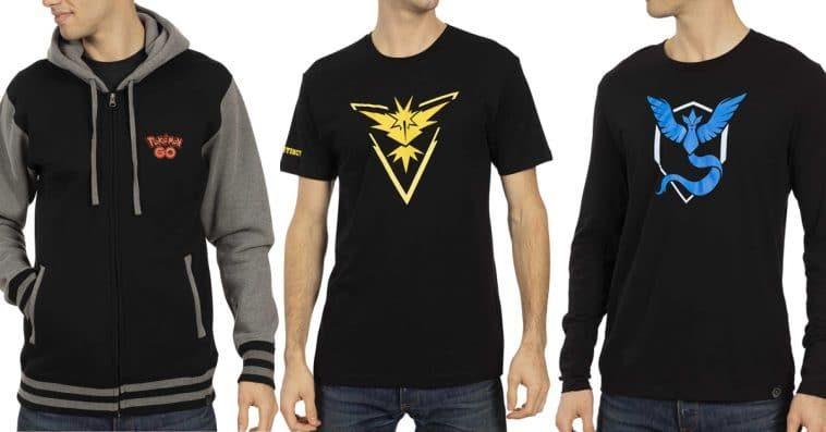 The first official Pokémon Go merchandise line is finally here 16