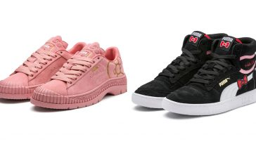 Puma and Hello Kitty re-team for another kawaii shoe and apparel collection 13