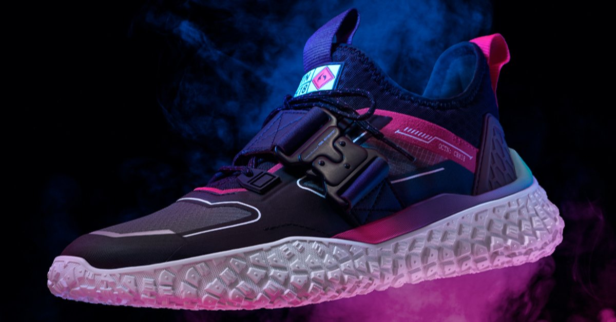 Puma And Electronic Arts Partner For Limited Edition Need For Speed Heat Shoes Geekspin
