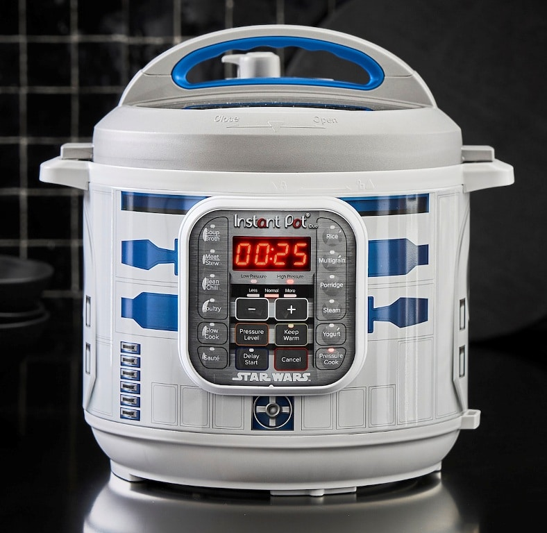 Williams Sonoma's Star Wars Instant Pots are inspired by Darth Vader, BB-8, and more 18