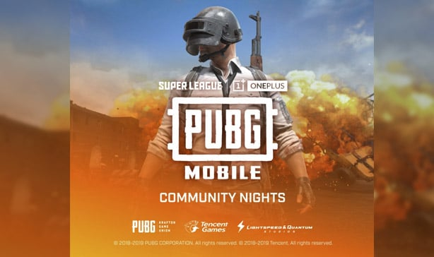 OnePlus is now the official sponsor for PUBG tournaments 20