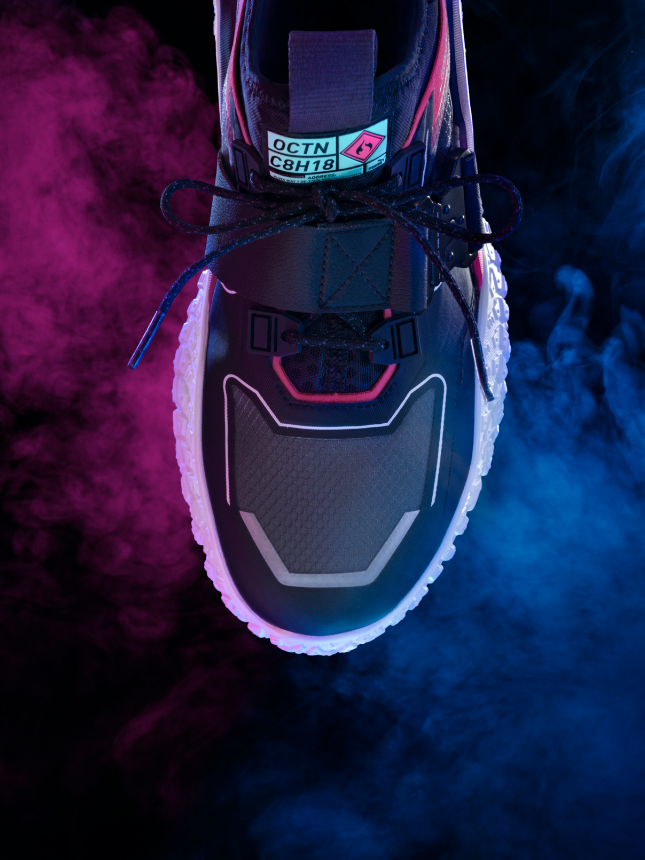 Puma and Electronic Arts partner for limited-edition Need for Speed Heat shoes 13