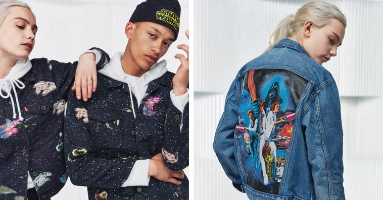 Levi's Star Wars collection looks so cool that even non-fans would love to wear them 12