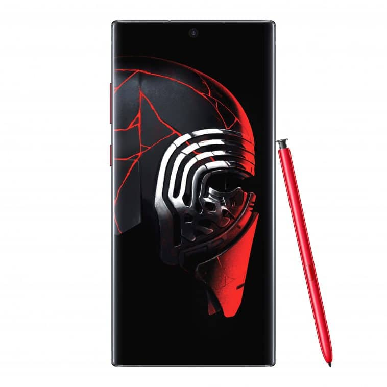 Samsung announces limited edition Star Wars Galaxy Note10+ 11
