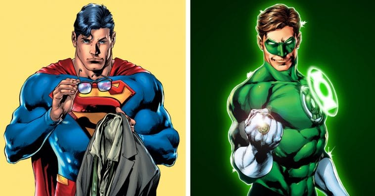 The next Superman and Green Lantern movies may be produced by J.J. Adams 13