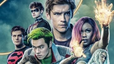 Titans has been renewed for Season 3 at DC Universe 12
