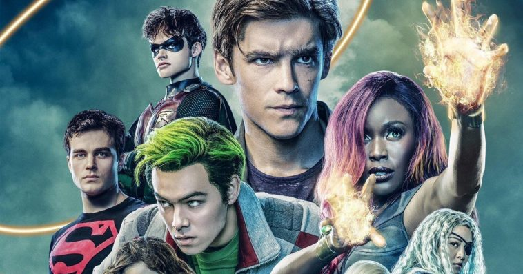 Titans has been renewed for Season 3 at DC Universe 10