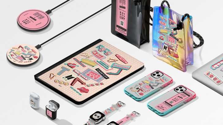 The BTS x Casetify collection will be available globally this November 13