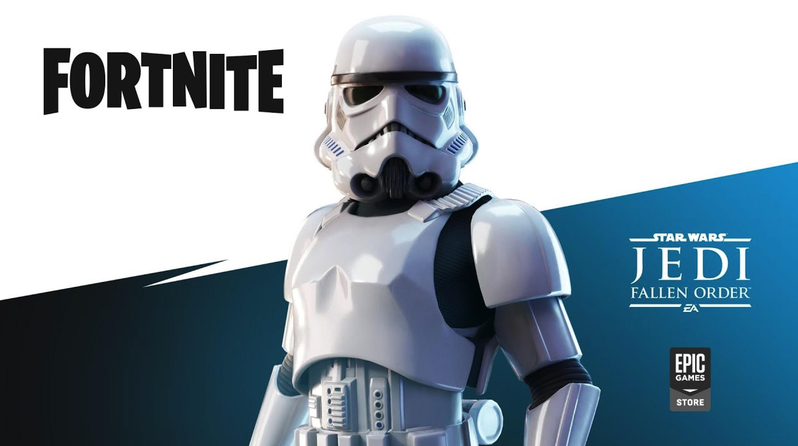 fortnite starwars 364x205 - Fortnite is getting a Star Wars crossover with Jedi: Fallen Order