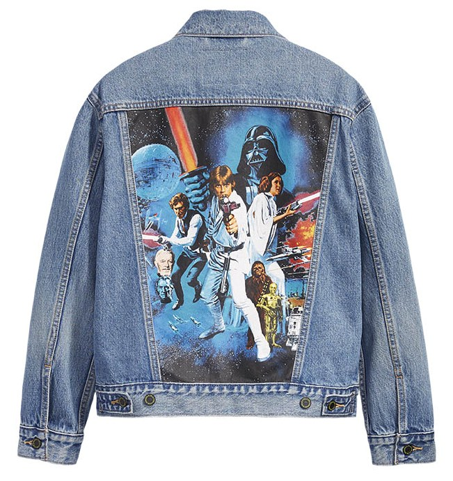 Levi's Star Wars collection looks so cool that even non-fans would love to wear them 14