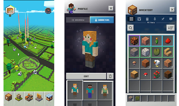 Minecraft Earth is now available in select countries 12