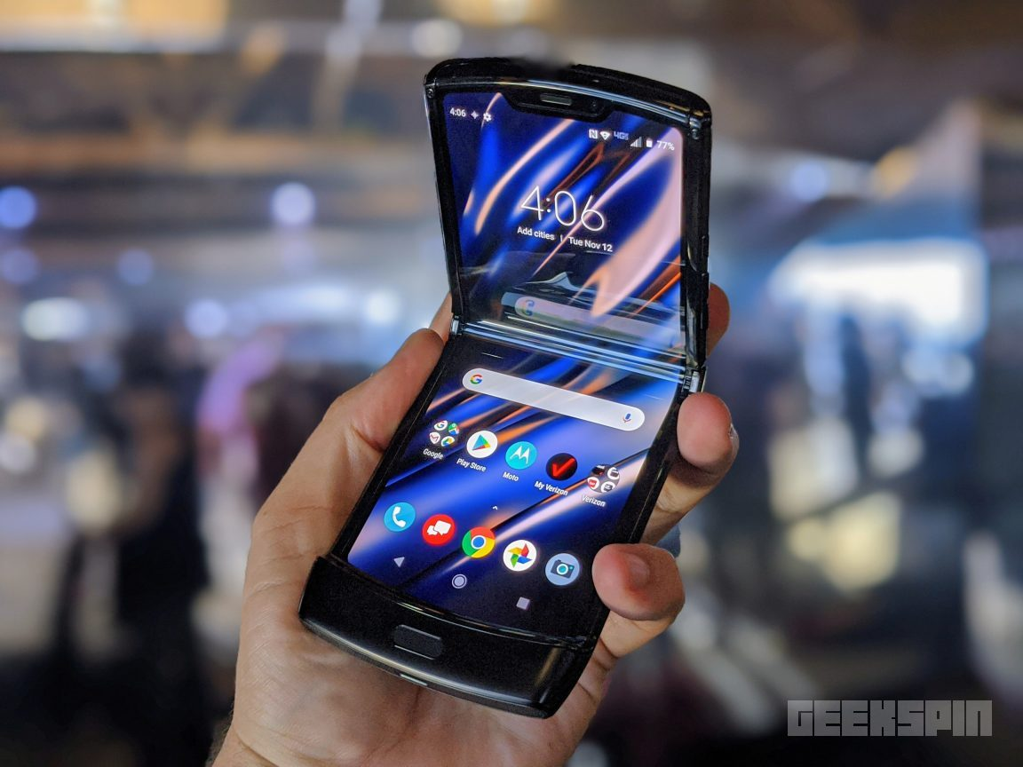 Moto Razr hands-on and first impressions 12
